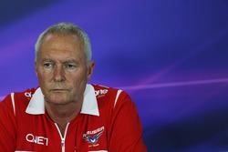 John Booth, Marussia F1 Team, Teamchef