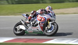 Jonathan Rea, Official Test at Imola