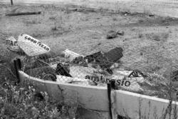 Tödlicher Unfall von Tom Pryce, Shadow DN8