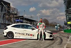 Тьягу Монтейру, Honda Civic TCR, Boutsen Ginion Racing