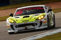 Ben Wallace, Nick Worm Team HARD. Racing Ginetta G55 GT4