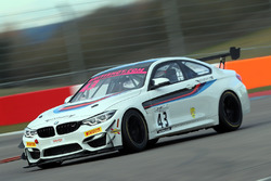 Nathan Freke, David Pittard Century Motorsport BMW M4 GT4
