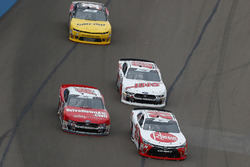 Christopher Bell, Joe Gibbs Racing, Toyota Camry Rheem,  Ryan Reed, Roush Fenway Racing, Ford Mustang Drive Down A1C Lilly Diabetes