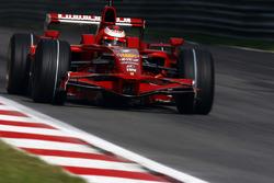 Кими Райкконен, Ferrari F2008