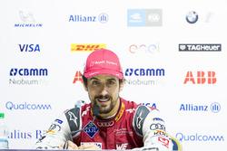 Lucas di Grassi, Audi Sport ABT Schaeffler, in the press conference