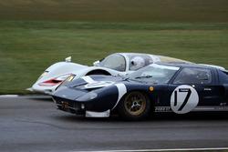 Gurney Cup Stuart Hall Ford GT40