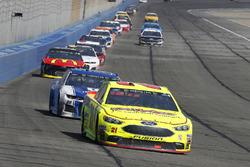 Paul Menard, Wood Brothers Racing, Ford Fusion Menards / FVP, Alex Bowman, Hendrick Motorsports, Chevrolet Camaro Nationwide
