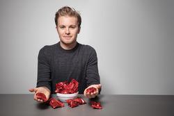 Interview de Nico Rosberg avec F1 Racing
