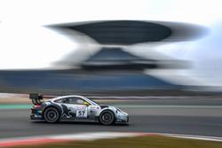 #57 BLACK FALCON Team TMD Friction Porsche 991 GT3 Cup MRII: Manuel Metzger, Aurel Schöller, 'TAKIS'