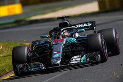 Lewis Hamilton, Mercedes-AMG F1 W09 EQ