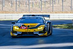 #133 Dörr Motorsport Lamborghini Huracan Super Trofeo: Marc Basseng, Manuel Lauck, Nico Verdonck