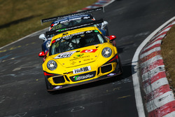 #66 Porsche 911 GT 3 Cup:  Thomas Kappeler, Willy Hüppi, Thomas Gerling