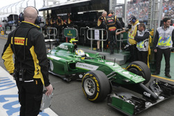 Маркус Эрикссон, Caterham F1 CT03