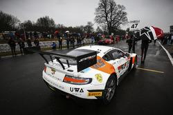 #47 Jetstream Motorsport Aston Martin V12 Vantage GT3: Graham Davidson, Maxime Martin
