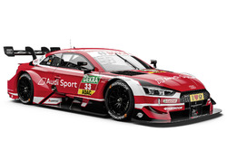 Ливреи Audi Sport 2018 года