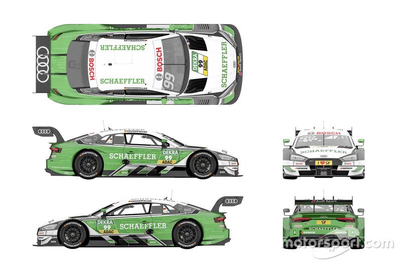 Mike Rockenfeller, Audi Sport Team Phoenix Audi RS5 DTM