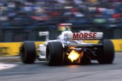 Tora Takagi, Tyrrell Ford 026