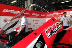 AP250: Motor Awhin Sanjaya, Astra Honda Racing Team