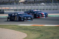 Borja Garcia, Alex Caffi Motorsport and Loris Hezemans, Hendriks Motorsport Ford