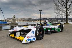Audi Sport Pressekonferenz in Zürich
