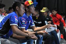 M Faerozi dan Wahyu Aji Trilaksana, Yamaha Racing Indonesia