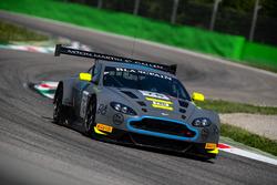 #76 R-Motorsport Aston Martin V12 Vantage: Maxime Martin, Martin Kirchhöfer, Alex Brundle