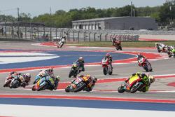 Dominique Aegerter, Kiefer Racing, Jorge Navarro, Federal Oil Gresini Moto2