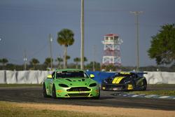 #2 TA3 Aston Martin Vantage GT4, Steven Davison of Automatic Racing