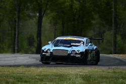 #3 K-PAX Racing Bentley Continental GT3: Rodrigo Baptista, Maxime Soulet