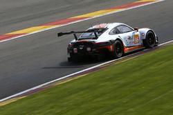 #86 Gulf Racing Porsche 911 RSR: Michael Wainwright, Ben Barker, Alex Davison