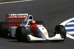 Michael Andretti, McLaren MP4/8