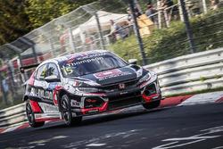 Джеймс Томпсон, Honda Civic Type R TCR (FK8), ALL-INKL.COM Münnich Motorsport