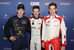 Polesitters #33 TDS Racing Oreca 07 - Gibson: Matthieu Vaxivière, LMP3 #17 Ultimate Ligier JS P3 - Nissan: Matthieu Lahaye, GTE #80 Ebimotors Porsche 911 RSR: Riccardo Pera