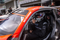 #47 Mercedes-AMG Team Mann Filter Mercedes-AMG GT3:  Daniel Juncadella