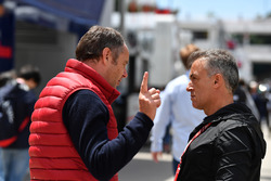 Gerhard Berger, Jean Alesi