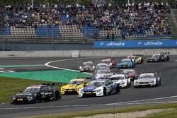 Бруно Спенглер и Филипп Энг, BMW Team RBM, BMW M4 DTM, Тимо Глок, BMW Team RMG, BMW M4 DTM