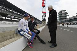 Graham Rahal, Rahal Letterman Lanigan Racing Honda, Tim Cindric, Roger Penske