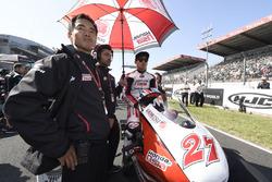 Kaito Toba, Idemitsu Honda Team Asia