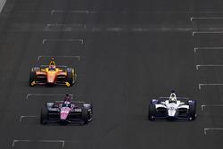 Jack Harvey, Meyer Shank Racing with SPM Honda, Zachary Claman De Melo, Dale Coyne Racing Honda