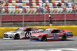 Kaz Grala, Fury Race Cars LLC, Ford Mustang NETTTS and Ty Majeski, Roush Fenway Racing, Ford Mustang Ford/