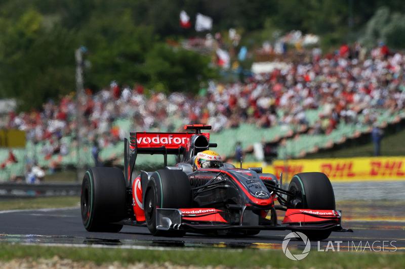 Lewis Hamilton, McLaren MP4/24