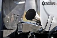 Yeni megafon egzozu, Mercedes GP