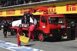 Daniel Juncadella, Sahara Force India F1 Takımı Test ve Yedek Pilotu pitlere geri dönüyor