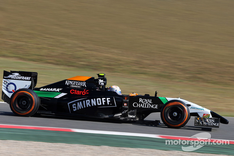 Daniel Juncadella, Sahara Force India F1 Team Test and Reserve Driver