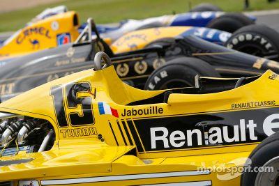 Renault turboşarj anısı