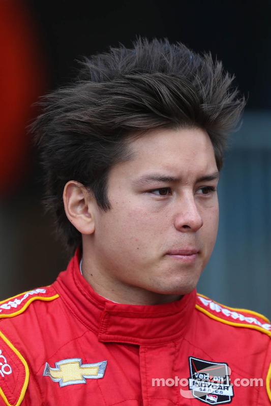 Sebastian Saavedra, KV Racing Technology Chevrolet