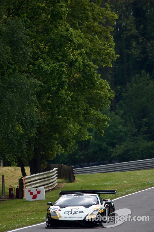 #28 Grasser Racing Team 兰博基尼 LFII: 哈里·普罗齐克, 杰伦·布勒克莫伦