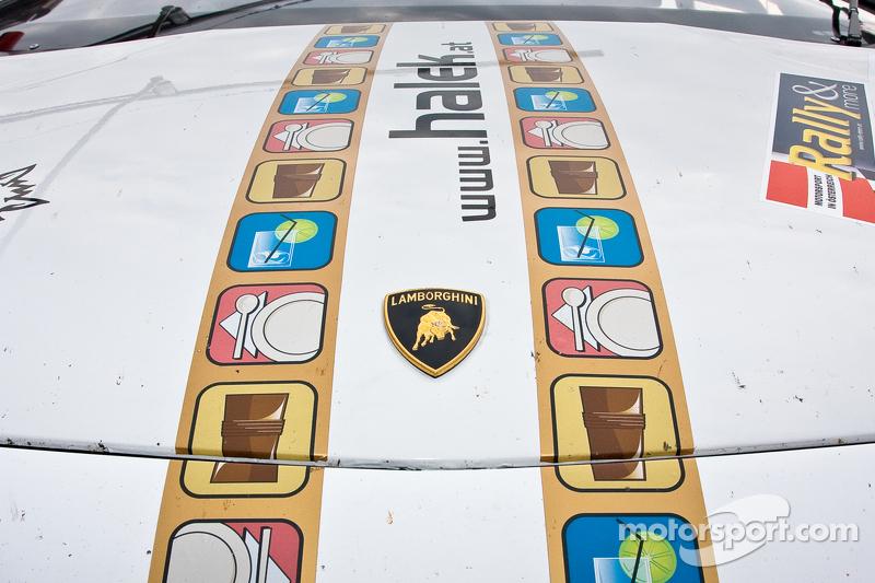 #27 Grasser Racing Team 兰博基尼 LFII: 萨沙·哈勒克, 斯蒂凡·兰德曼
