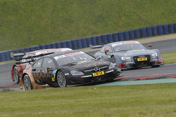 Pascal Wehrlein, gooix Mercedes AMG, DTM Mercedes AMG C-Coupe,
