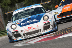 #75 PROSPEED Competition Porsche 911 GT3 RSR: Paul Van Splunteren, Maxime Soulet, Dimitris Deverikos